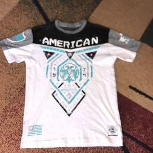Men's American Fighter shirt medium NWOT